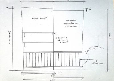 BB backstage set drawing