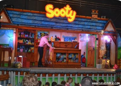 Sooty Trailer