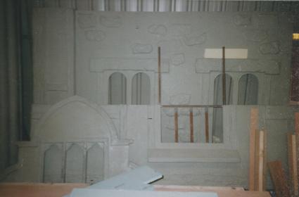 Unpainted panels