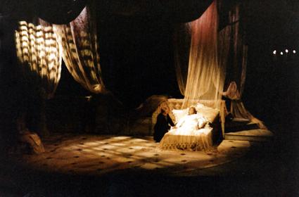 Violettas bedroom