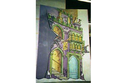 Cinderella House