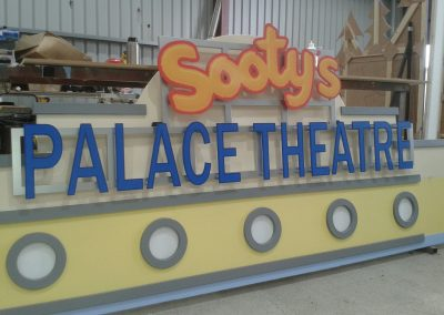Sooty sign